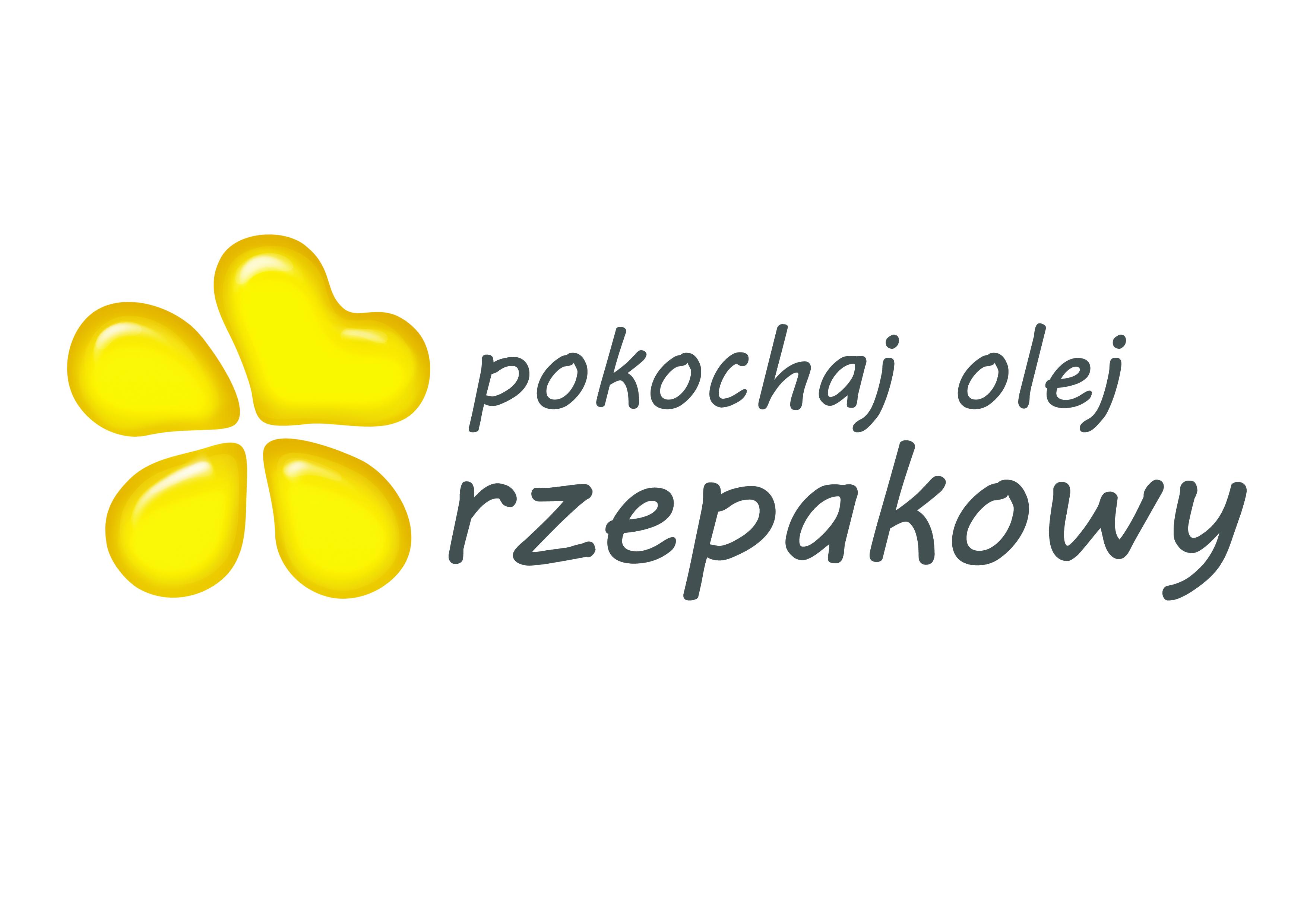 pokochaj olej rzepakowy logo