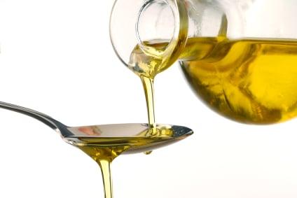 łyżka oleju rzepakowego